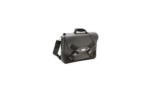 """Mobile Edge Select Briefcase 15.4"""" Charcoal"""