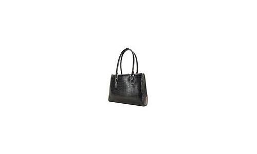 "Mobile Edge Large Milano Computer Handbag 15.4"" Black"