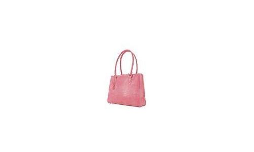 """Mobile Edge Milano Computer Handbag 15.4"""" Pink"""