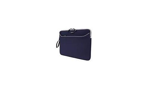 """Mobile Edge SlipSuit 15.4"""" Navy Blue"""