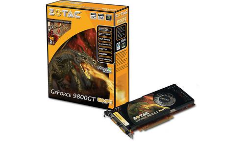 Zotac GeForce 9800 GT AMP! 512MB