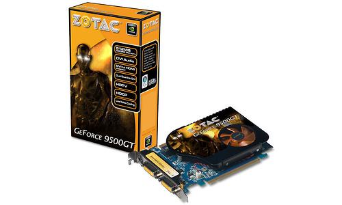 Zotac GeForce 9500 GT 512MB GDDR3