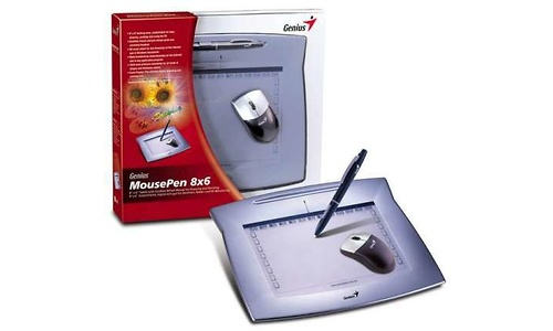 Genius MousePen 8x6
