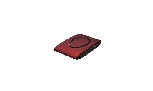 SimpleTech Signature Mini 320GB Black Cherry