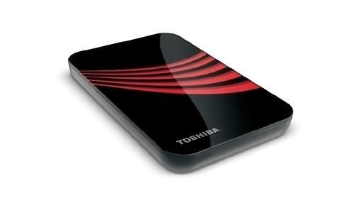 Toshiba USB 2.0 Portable External Hard Drive 250GB