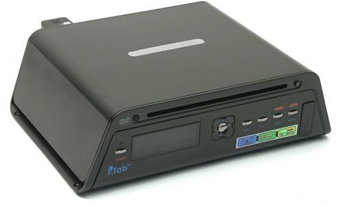 Radiogears iTab 36HD