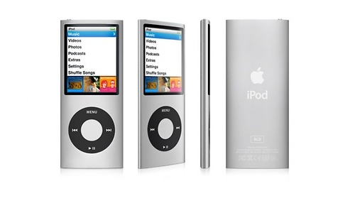 Apple iPod Nano 4G 16GB Silver
