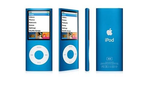 Apple iPod Nano 4G 16GB Blue