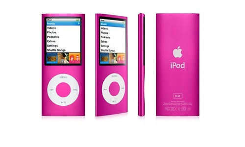 Apple iPod Nano 4G 16GB Pink