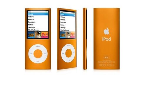 Apple iPod Nano 4G 16GB Orange
