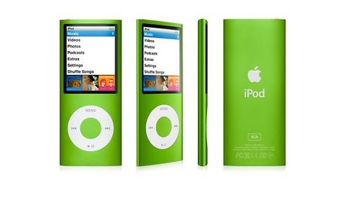 Apple iPod Nano 4G 16GB Green