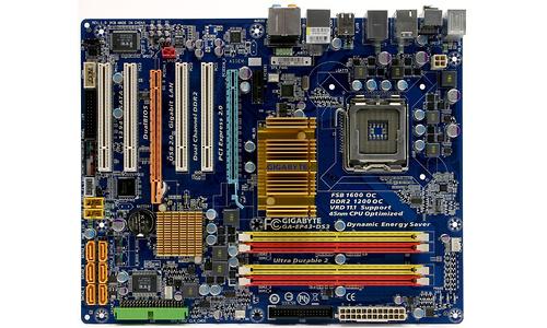 Gigabyte EP43-DS3