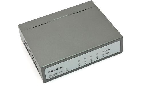 Belkin 5-port Gigabit Switch