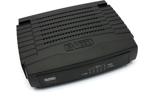 Sweex 5-port Gigabit Switch Black