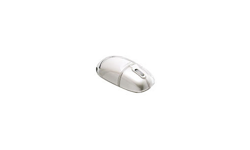 Samsung Pleomax Crystal Edition Optical Mouse White