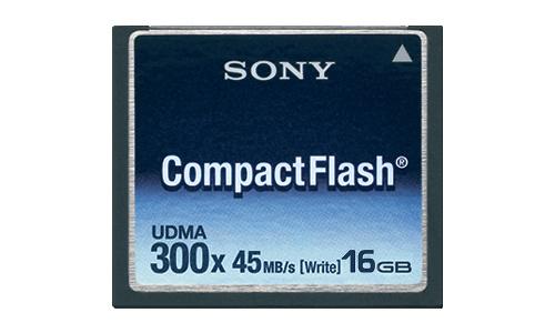 Sony Compact Flash 300x 16GB