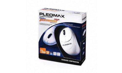 Samsung Pleomax Optical Mouse White
