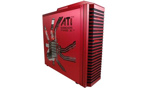 Lian Li Armorsuit PC-P80 Red