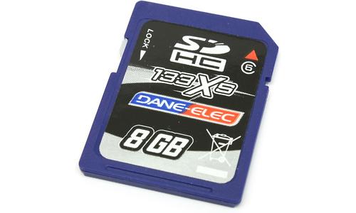 Dane-Elec SDHC 133 Xs 8GB