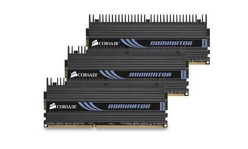 Corsair Dominator 6GB DDR3-1600 CL8 kit