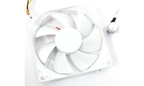 Scythe Kaze-White LED With VR 92mm