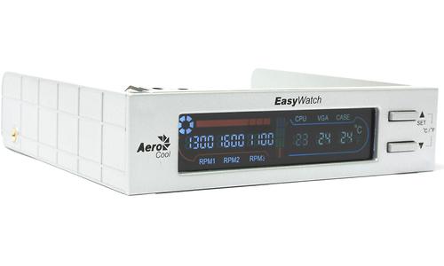 Aerocool EasyWatch Silver