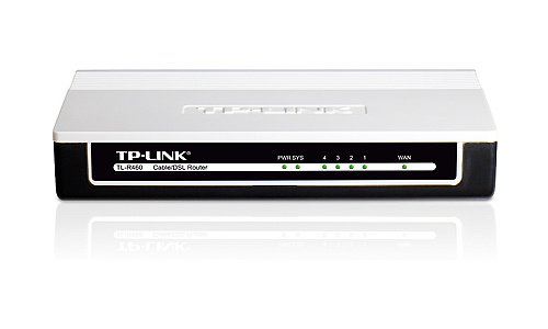 TP-Link 4-port Cable/DSL Router