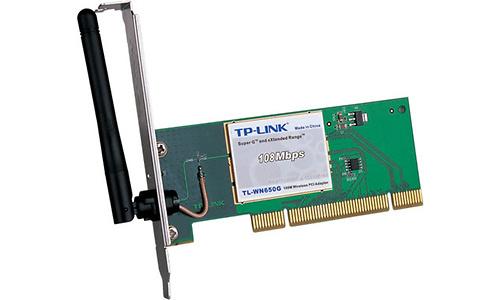 TP-Link Super G & eXtended Range 108M Wireless PCI Adaptor