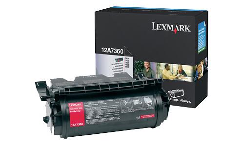 Lexmark 12A7360