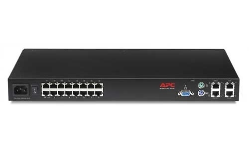 APC 16-Port IP KVM