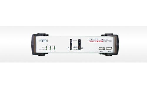 Aten 2-Port USB 2.0 KVME Switch