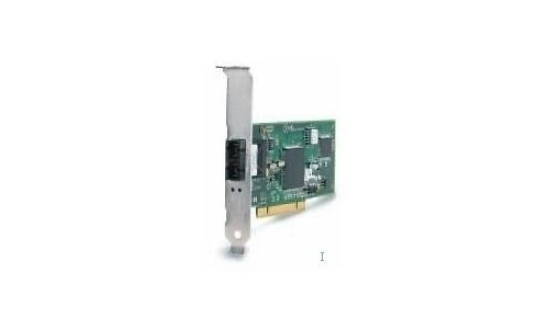 Allied Telesis 100Mpbs Fast Ethernet Fiber Network Interface Card