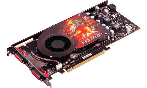 XFX Radeon HD 4830 512MB