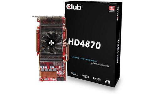 Club 3D Radeon HD 4870 OC 512MB