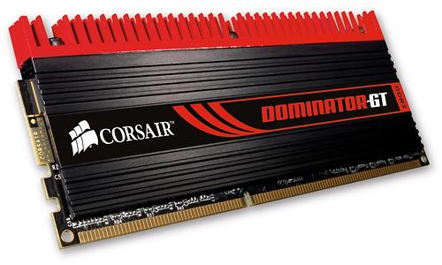 Corsair Dominator GT 6GB DDR3-1866 CL7 triple kit