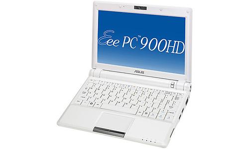 Asus Eee PC 900HD White