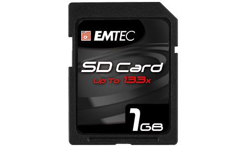 Emtec SD 133x 1GB