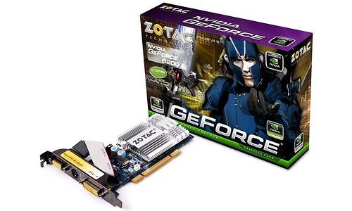 Zotac GeForce 6200 512MB Passive AGP