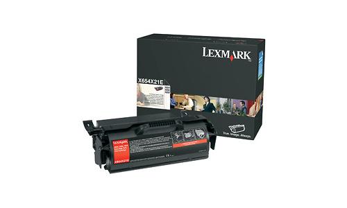 Lexmark X654X21