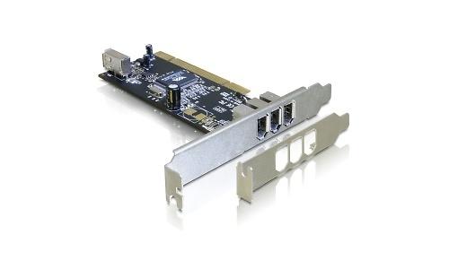 Delock FireWire PCI Card