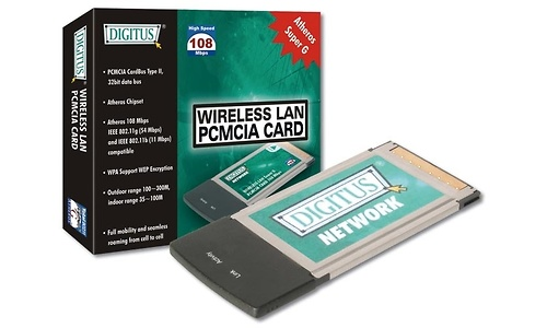 Digitus WLAN Cardbus Adapter