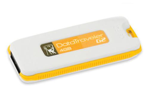 Kingston DataTraveler I Gen 2 4GB 2pk