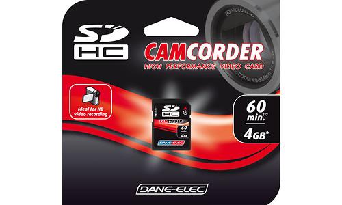 Dane-Elec SDHC Extreme Speed 133x 4GB