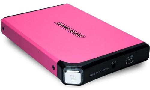 Dane-Elec SO-Mobile 400GB Pink