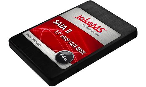 takeMS Rapid SSD 64GB SATA