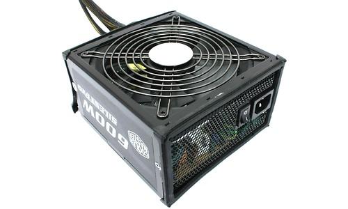 Cooler Master Silent Pro M600