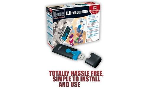 Hercules WiFi USB Transmitter
