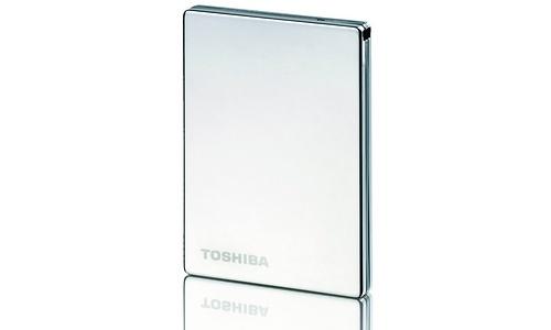 Toshiba Stor.E Steel 160GB Plain