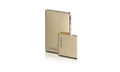 Toshiba Stor.E Steel 320GB Gold