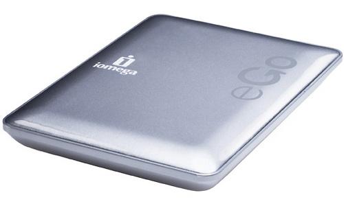 Iomega eGo DropGuard 320GB Silver